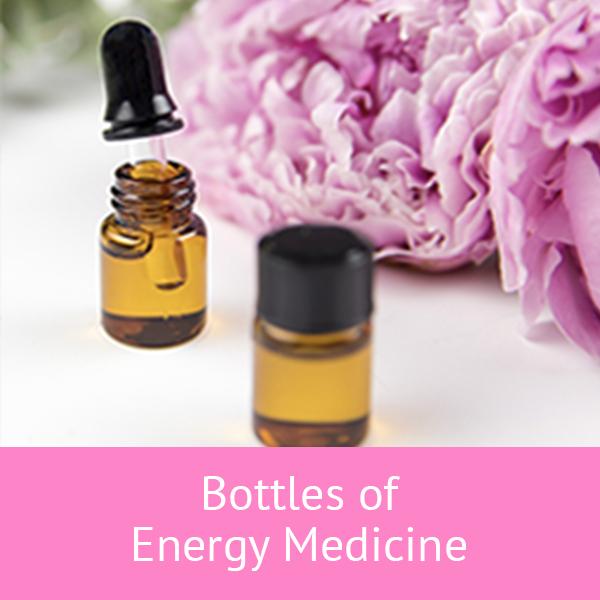 Bottles of Energy Medicine