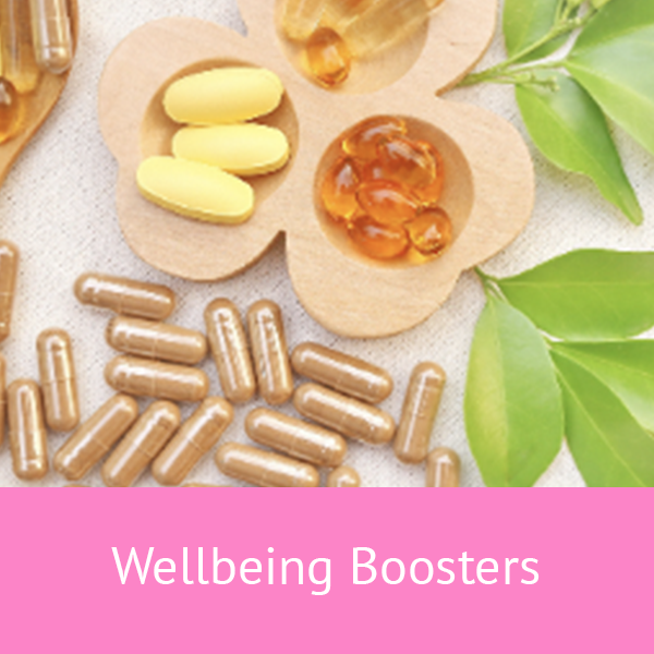 Wellbeing Boosters
